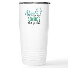 Abuela's the Name! Travel Mug