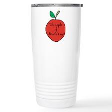 Apple of Abuela's Eye Travel Mug