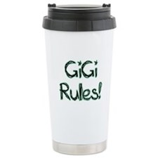 GiGi Rules! Travel Mug