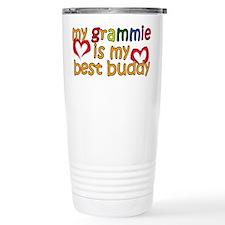 Grammie is My Best Buddy Travel Mug