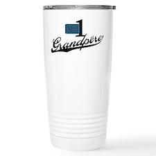 Number One Grandpere Travel Mug