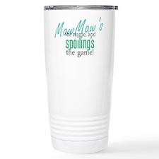 Maw Maw's the Name! Travel Mug