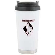 Memaw Rocks Travel Mug