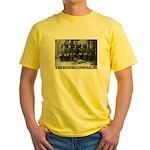 Des Moines Constables Yellow T-Shirt