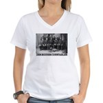 Des Moines Constables Women's V-Neck T-Shirt