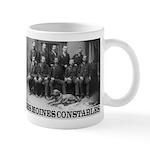 Des Moines Constables Mug