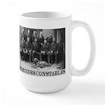 Des Moines Constables Large Mug