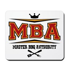 MBA Barbecue Mousepad