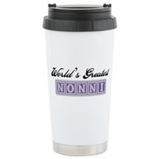 World's Greatest Nonni Travel Mug