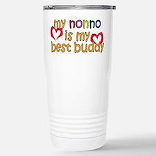 Nonno is My Best Buddy Travel Mug