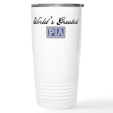 World's Greatest Pa Travel Mug