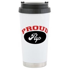 Proud Pap Travel Mug