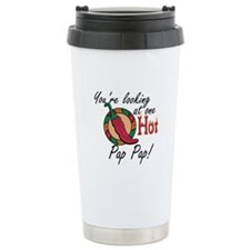 You're Looking at One Hot Pap Travel Mug