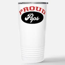 Proud Pops Stainless Steel Travel Mug