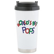 World's Best Pops Travel Mug