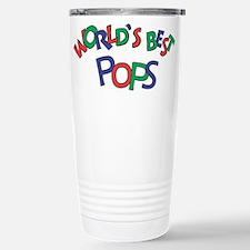 World's Best Pops Travel Mug