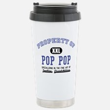 Property of Pop Pop Travel Mug
