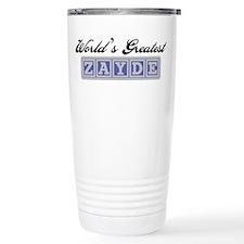 World's Greatest Zayde Travel Mug