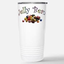 Jelly Bean Stainless Steel Travel Mug