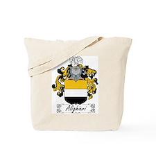 Alighieri Family Crest Tote Bag