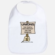 Union Weekends Bib