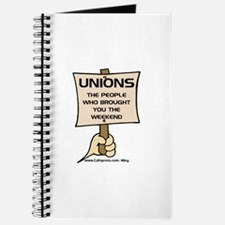 Union Weekends Journal