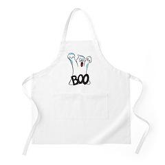 Halloween Ghost BBQ Apron