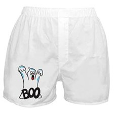 Halloween Ghost Boxer Shorts