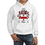 Allegri Family Crest Hooded Sweatshirt