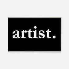 Artist Rectangle Magnet (10 pack)