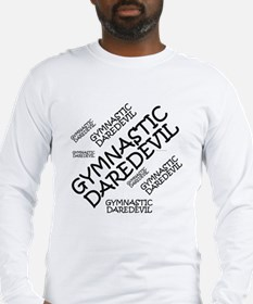 Gymnastics Daredevil Long Sleeve T-Shirt