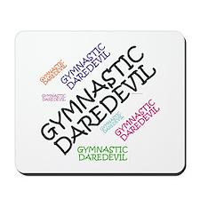 TOP Gymnastics Daredevil Mousepad