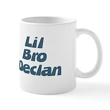 Lil Bro Declan Mug