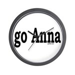 go Anna Wall Clock