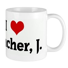 I Love Reacher, J. Mug