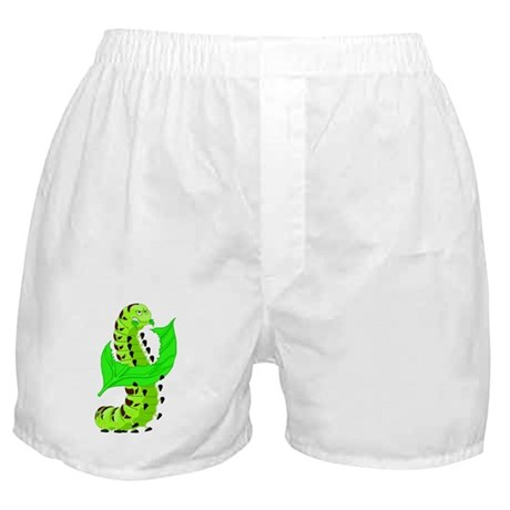 Hungry Worm Boxer Shorts