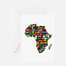 AFRICA Greeting Cards