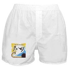 Livin' The Dream Boxer Shorts