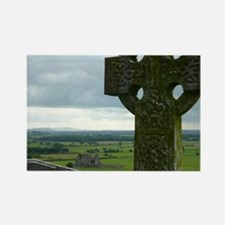 Funny Rock of cashel Rectangle Magnet