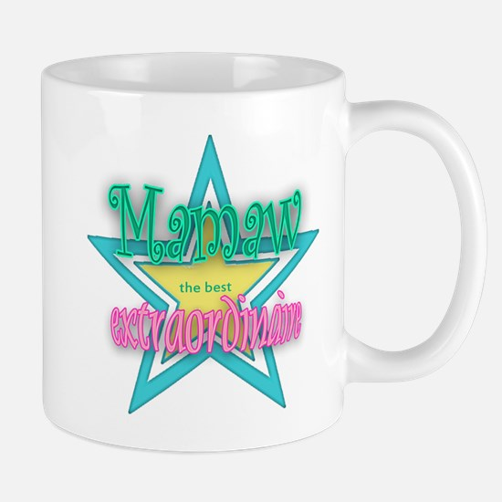 Mamaw aqua Mug