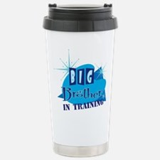 Big Brother in Training Travel Mug