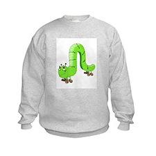 Cute Inch Worm Sweatshirt