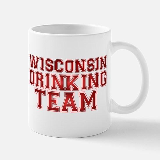 Wisconsin Drinking Team Mug