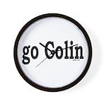 go Colin Wall Clock