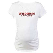 Wisconsin Say Cheese Shirt