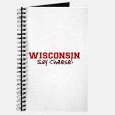 Wisconsin Say Cheese Journal