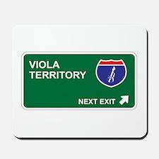 Viola Territory Mousepad