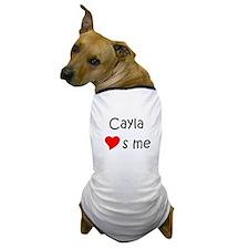 Unique Cayla Dog T-Shirt