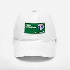 Train Territory Baseball Baseball Cap