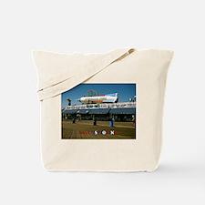 SAVE ASTROLAND Tote Bag